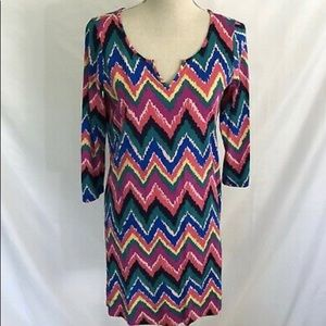 Lilly Pulitzer Multicoloured T-Shirt Dress